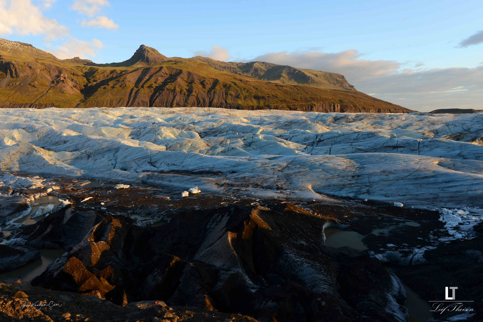 SVINEFJELD-ICELAND